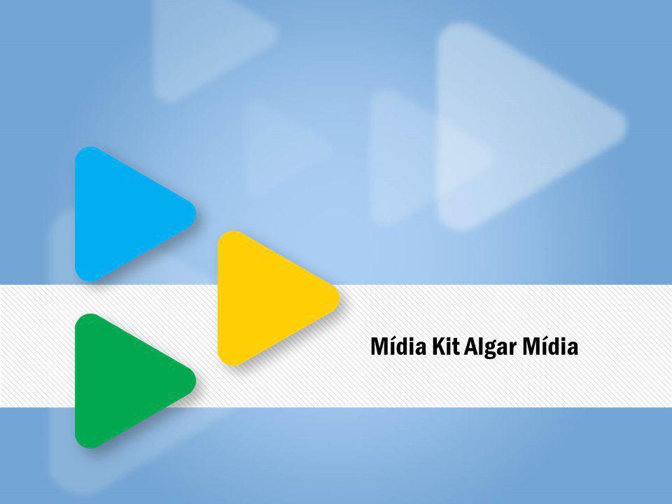 Quem Somos A Algar Mídia oferece soluções transmídia que aumentam a visibilidade da marca do cliente, disponibilizando a anunciantes locais, regionais e nacionais eficientes e acessíveis veículos de mídia, em diversas plataformas.