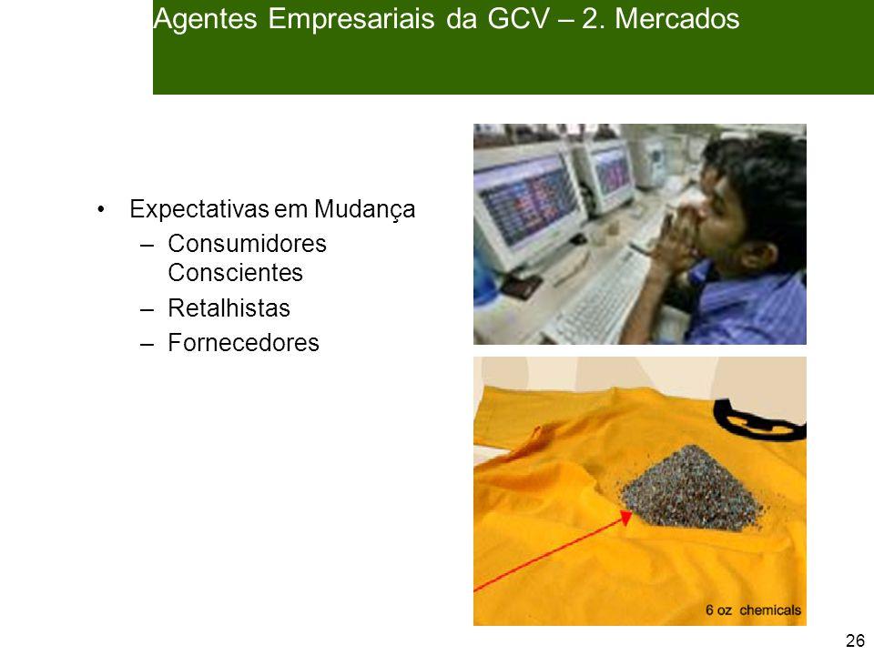 26 Agentes Empresariais da GCV – 2.