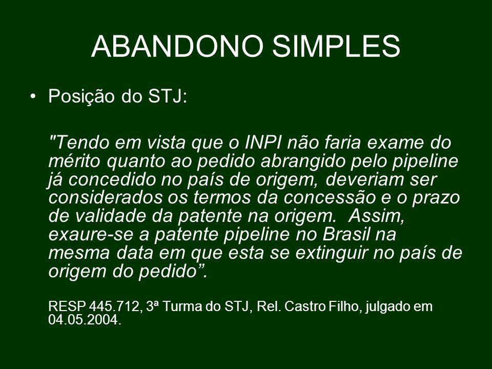 S.P.C San Tiago Dantas, enfrentando a questão do direito adquirido, adverte: Tal é pois o problema, que sentimos, que o legislador não pode infringi-lo.