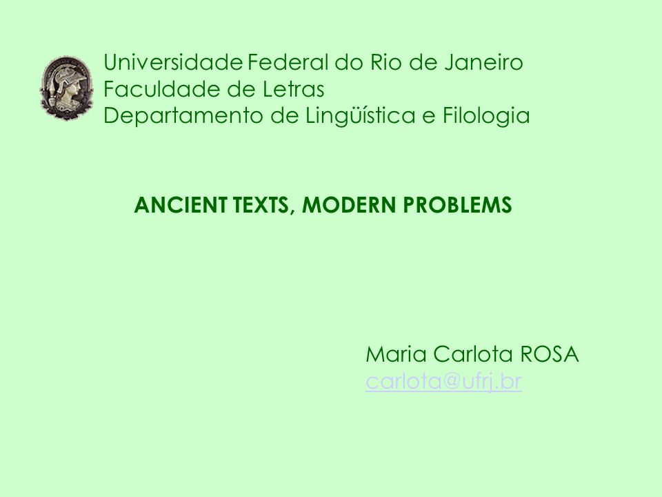 INTRODUCTION In this paper I will focus on one of the first known medical works printed in Portuguese, the Regimento proueytoso contra ha pestenença (Lisbon: Valentim Fernandes, 1496?).