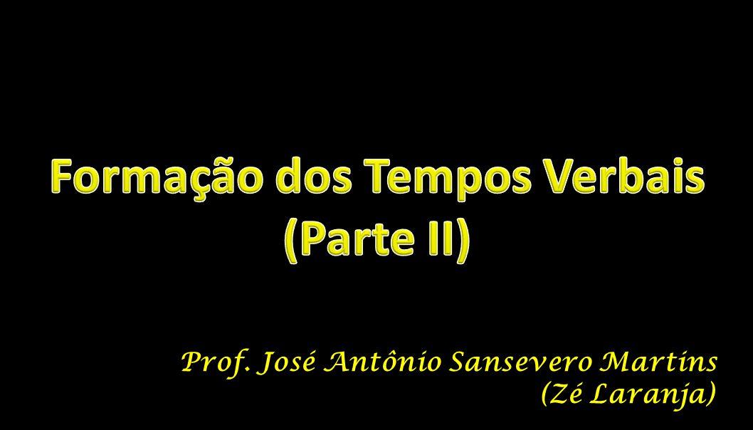 Prof. José Antônio Sansevero Martins (Zé Laranja)