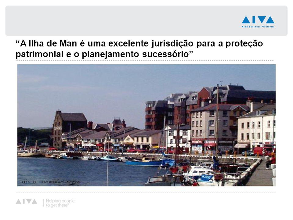 """""""A Ilha de Man é uma excelente jurisdição para a proteção patrimonial e o planejamento sucessório"""""""