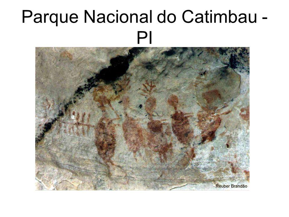Parque Nacional do Catimbau - PI