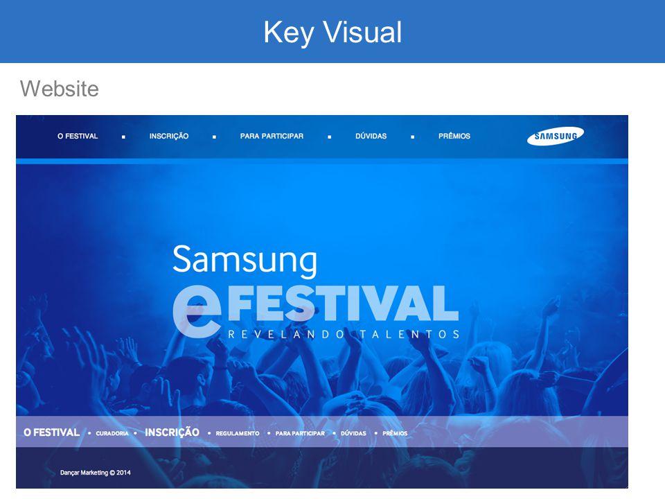 Key Visual Website