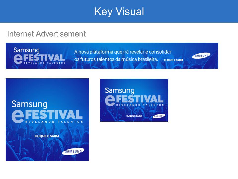 Key Visual Internet Advertisement