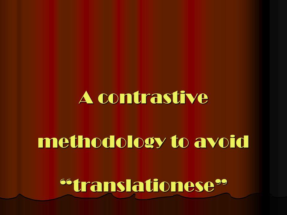 Naturalness in language