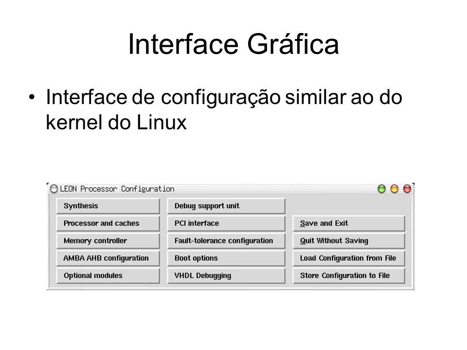 Características SPARC Conjunto maior de instruções –Mais instruções de salto –Instruções para ativar código de condição (cc) Suporte a regiões específicas de memória (ASI – Address Space Identifier) Imediato de 30 bits no CALL Big endian