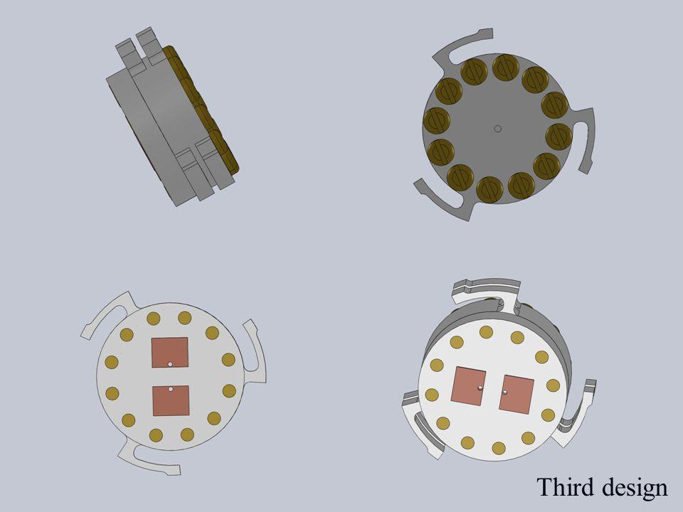 Third design
