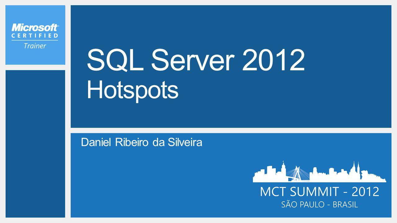 SQL Server 2012 Hotspots