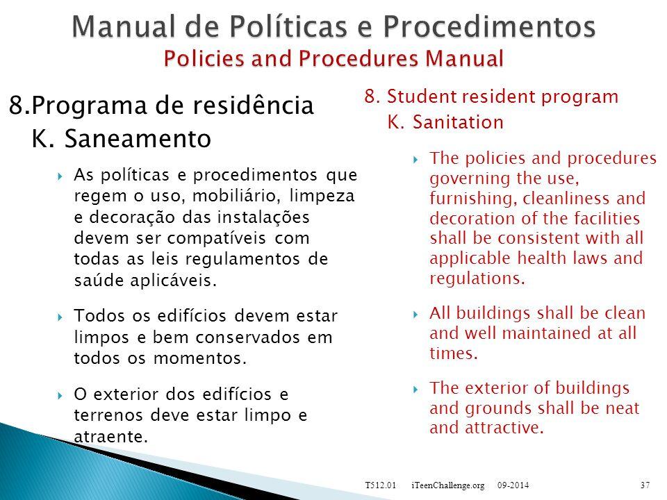 8.Programa de residência K.