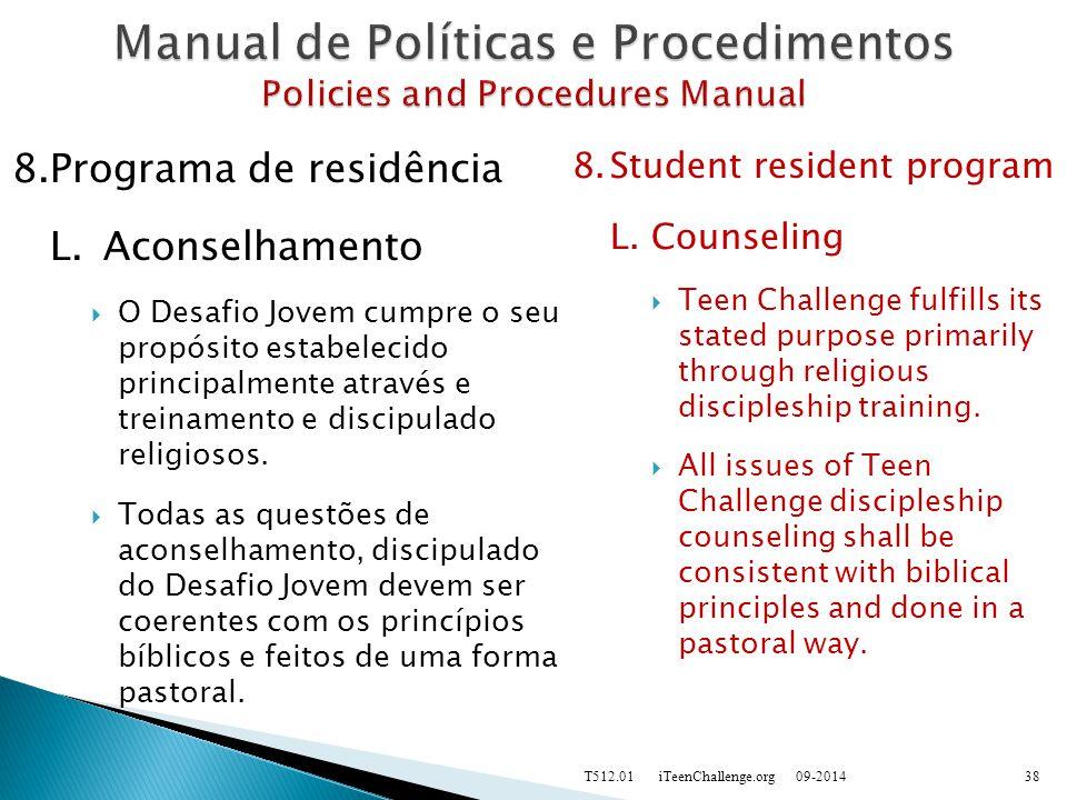 8.Programa de residência L.