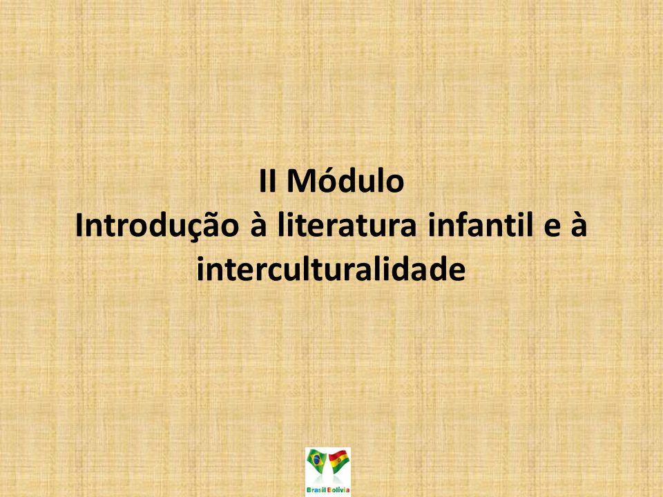 Educação Intercultural: a literatura infantil como aproximadora de culturas