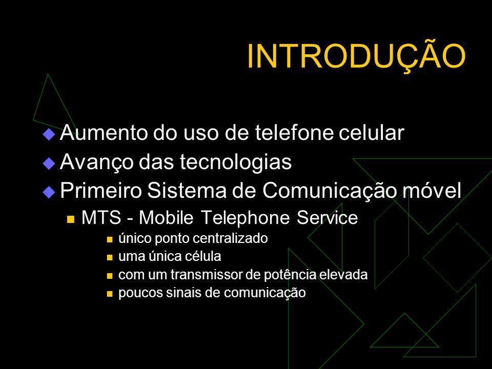RESUMO  Este trabalho tem como objetivo apresentar a tecnologia Global System for Móbile Communications – (GSM) descrevendo o sua arquitetura e funci