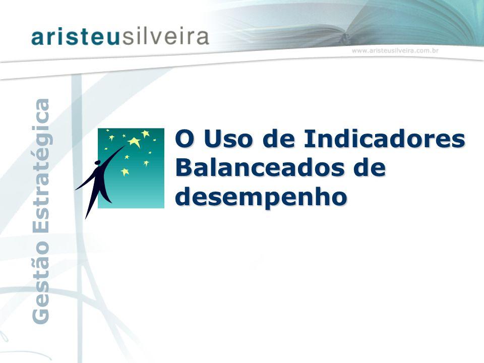 O Uso de Indicadores Balanceados de desempenho Gestão Estratégica