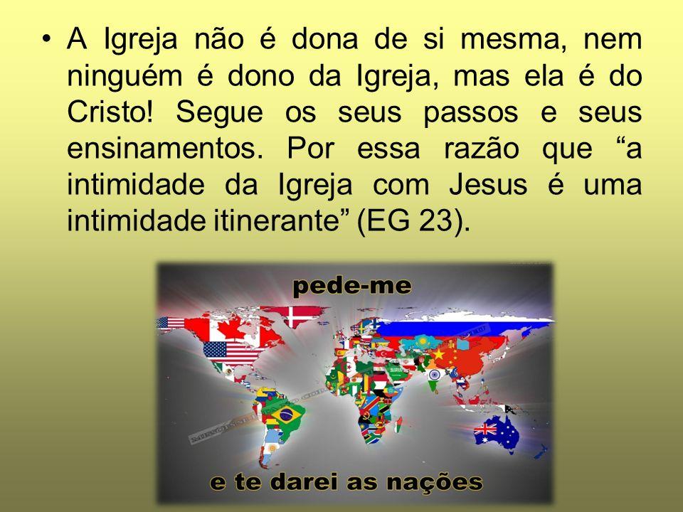 Capítulo 5 – Evangelizadores com espírito Evangelizadores com espírito quer dizer evangelizadores que se abrem sem medo à ação do Espírito Santo.
