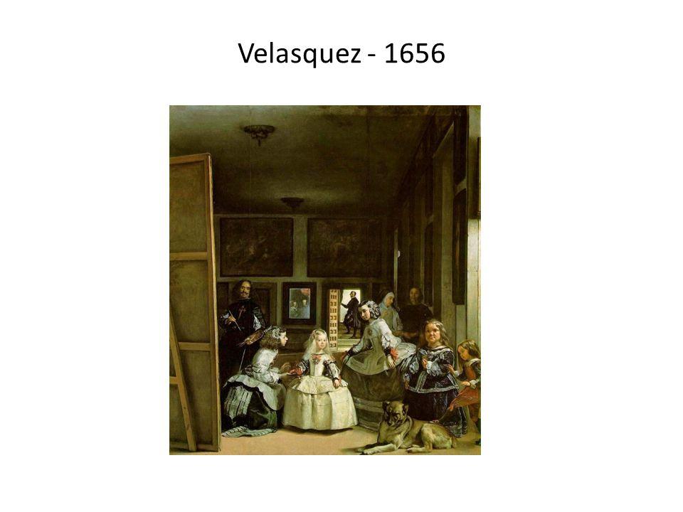 Velasquez - 1656