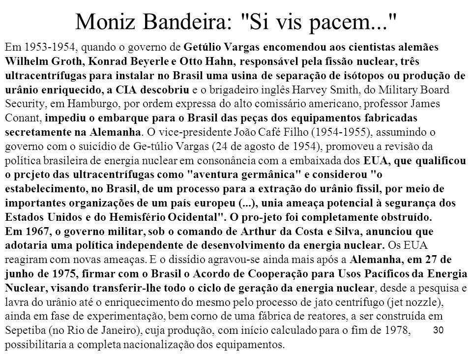 Moniz Bandeira: