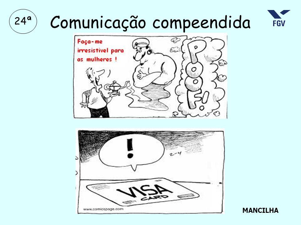 Comunicação compeendida MANCILHA 24ª