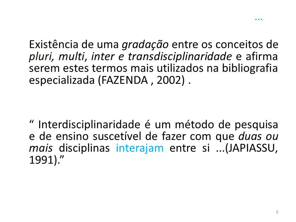 Documentos curriculares oficiais LDB (1996) e PCN (1998): maior flexibilização dos conteúdos...