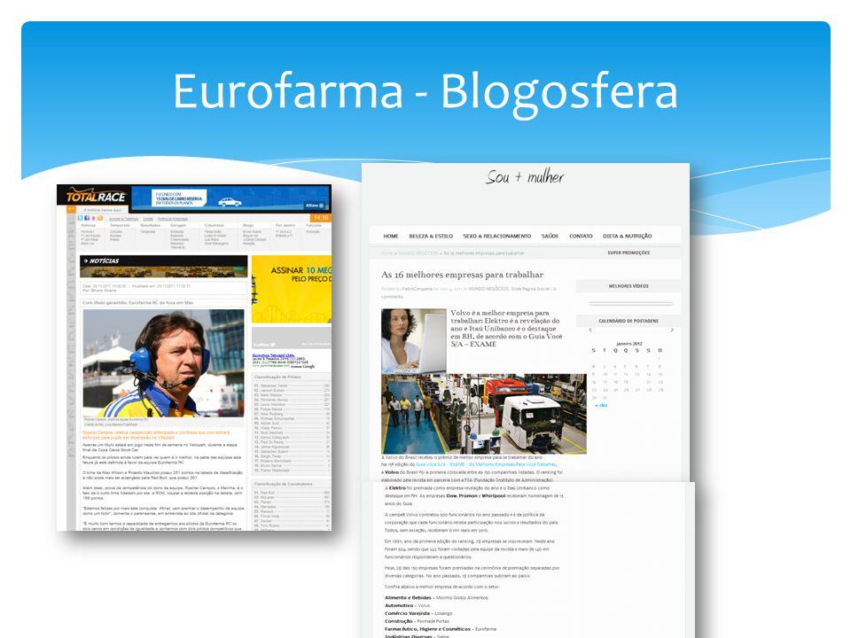 Eurofarma - Blogosfera