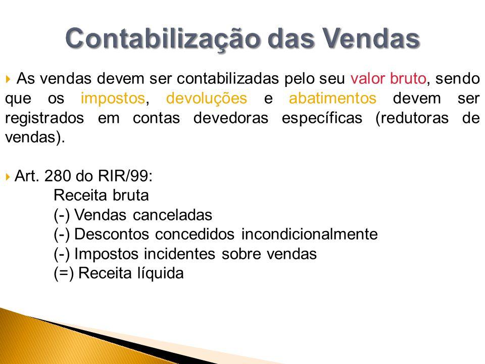 Faturamento bruto IPI no faturamento bruto (devedora) Receita bruta de vendas de produtos e serviços 1.