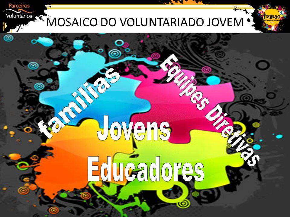Como Implementar Ações de Voluntariado Jovem na sua escola/comunidade Acontece mais ou menos assim de forma muito orgânica, como se fosse uma corrente do bem...