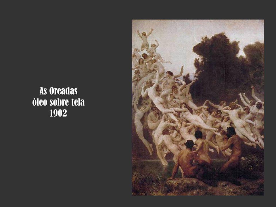 Idilio óleo sobre tela 1851 1851