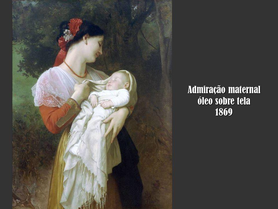 O sono óleo sobre tela 1864