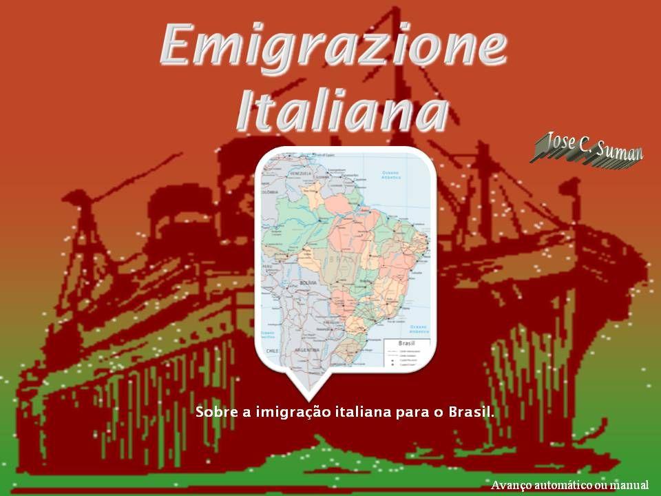 Em Santa Catarina ou no Rio Grande do Sul, a matriz camponesa era diferente, pois os imigrantes eram donos da terra , diz Franzina.