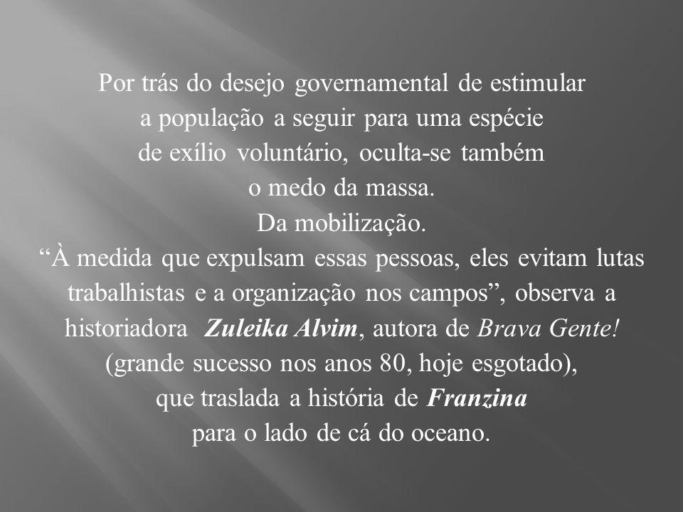 Luigi Biondi, um dos tradutores do livro e professor de História Contemporânea da Universidade Federal de São Paulo (Unifesp), define como política de