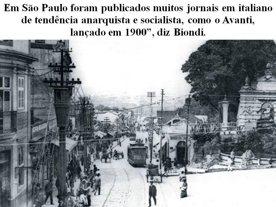 E não podemos esquecer que a presença de italianos em alguns estados brasileiros, como São Paulo, é imensa.