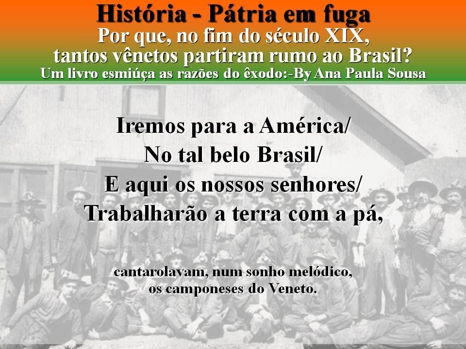 No início do século, circulavam em São Paulo quatro jornais em italiano. Acredita-se que houve um tempo em que o idioma mais falado em São Paulo era o