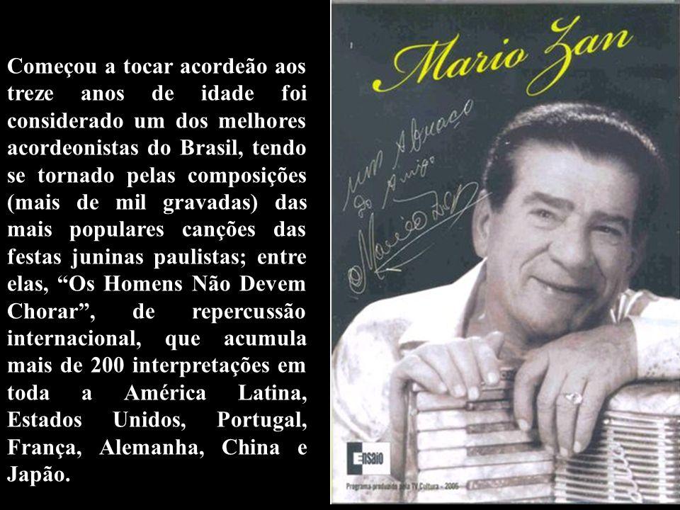 De seu repertório, 36 músicas foram regravadas por intérpretes brasileiros como Roberto Carlos, Sérgio Reis, Almir Satter e outros. Suas canções mais