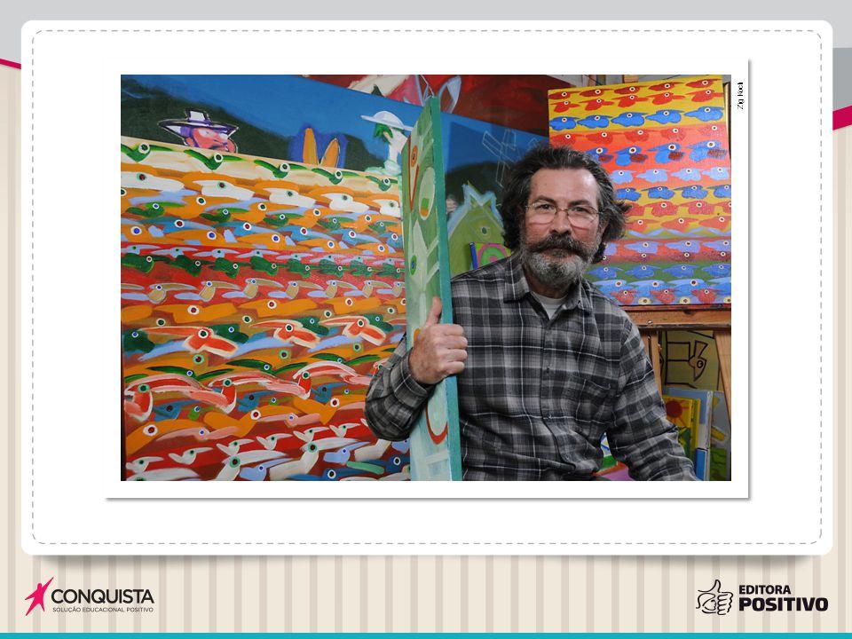 DIAS, Rogério. [Sem título]. 2004. 1 acrílica sobre tela, color., 22cm x 16 cm. Coleção particular.