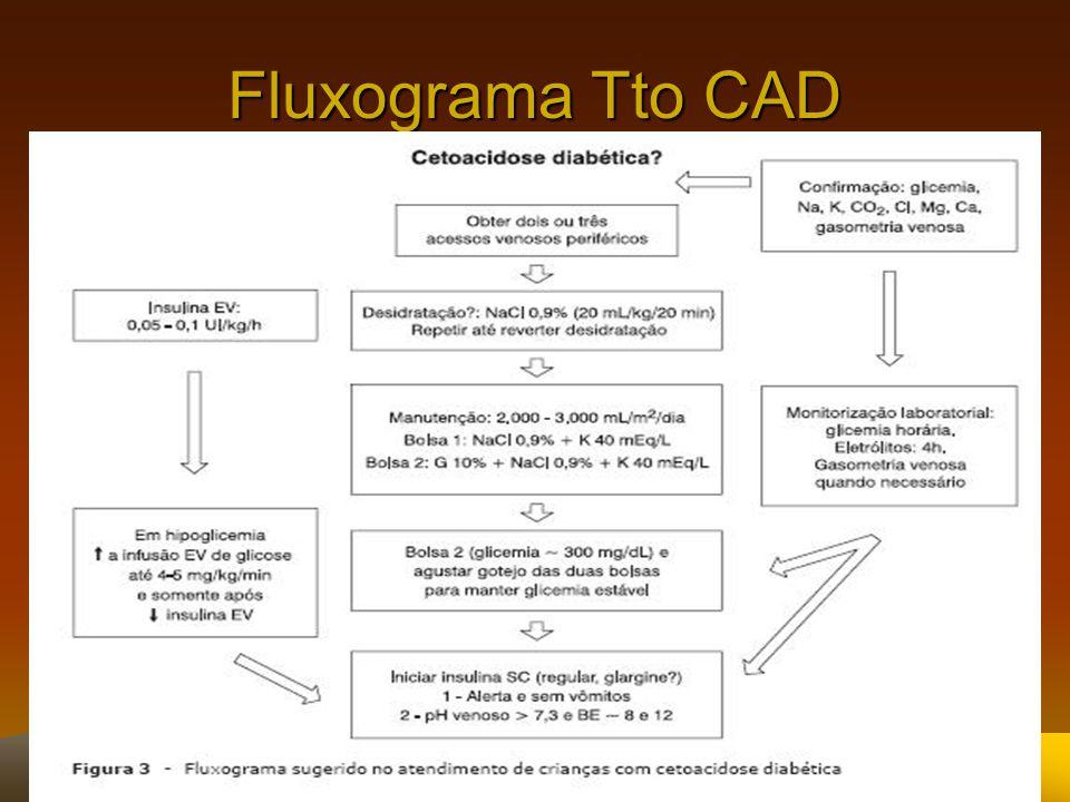 Fluxograma Tto CAD