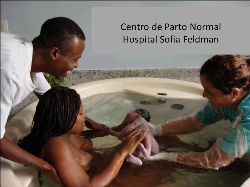 Centro de Parto Normal Hospital Sofia Feldman