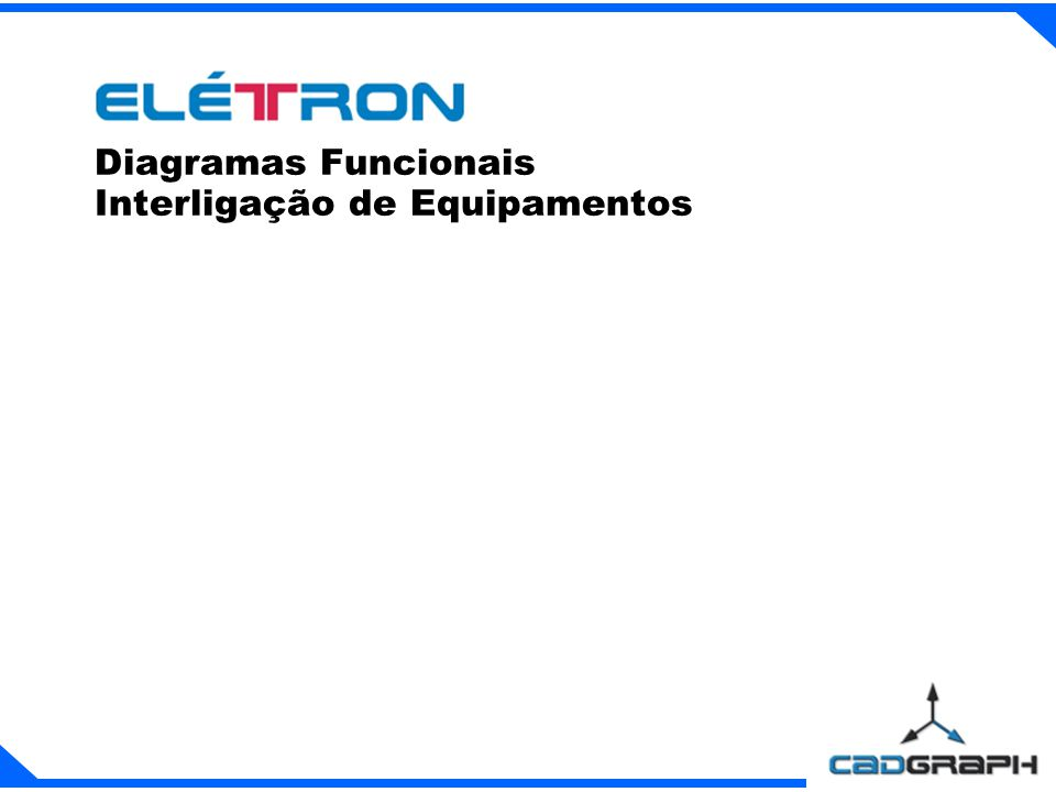 Consolida todos os desenhos que compõem um projeto e gera a tabela de interligação em formato MS Excel, preenchendo os campos mostrados abaixo: Tabela de Interligação de Equipamentos