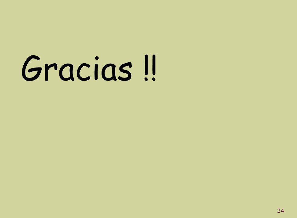 Gracias !! 24
