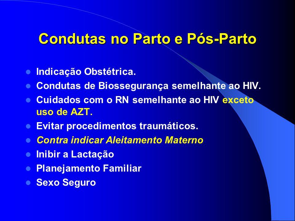 Condutas no Parto e Pós-Parto Indicação Obstétrica.