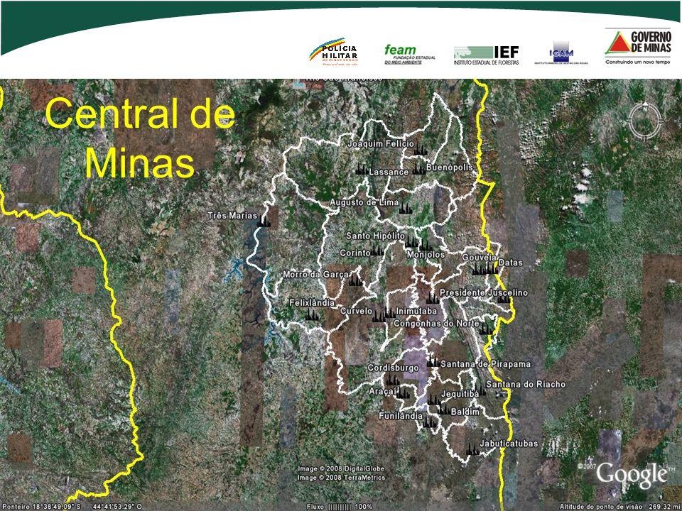 Central de Minas