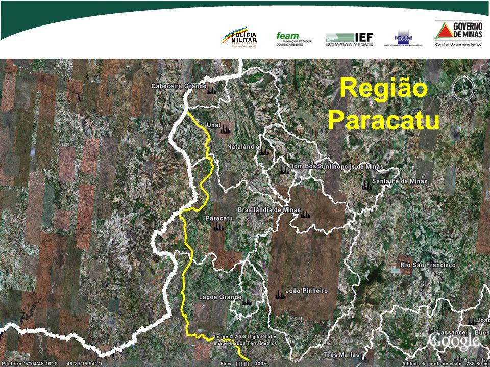 Região Paracatu