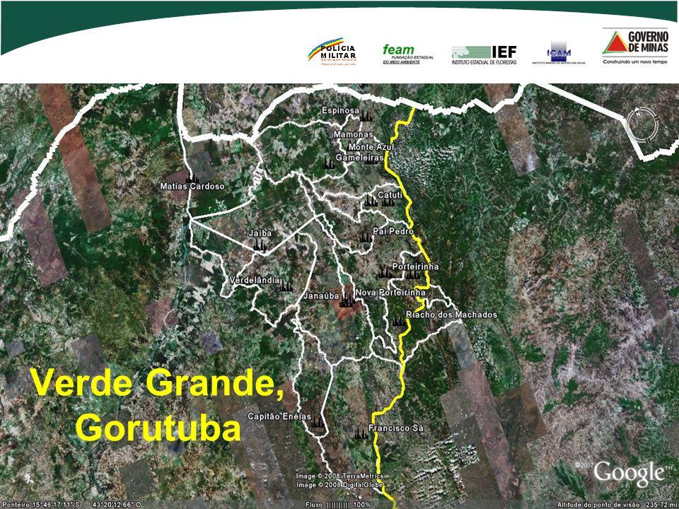 Verde Grande, Gorutuba