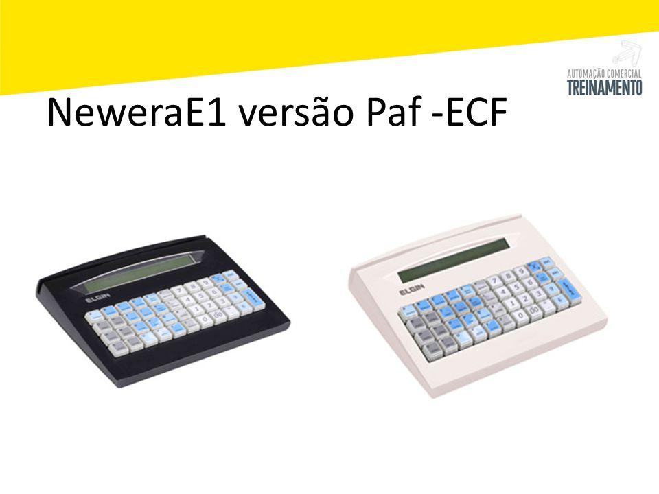 NeweraE1 versão Paf -ECF
