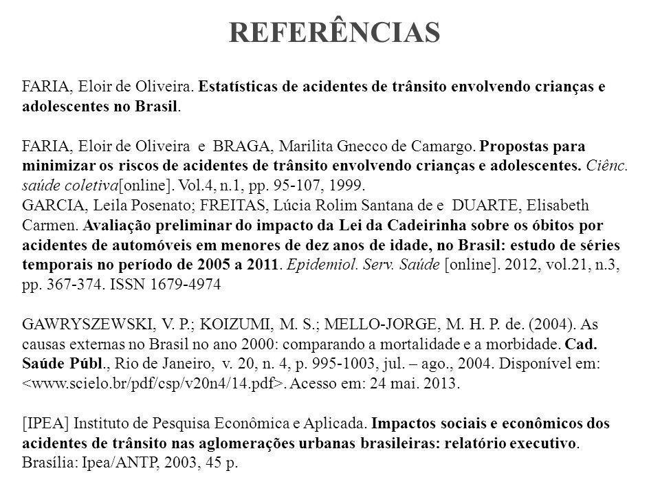 FARIA, Eloir de Oliveira.