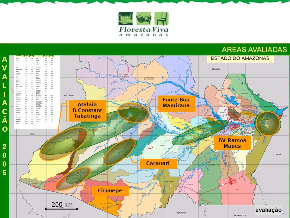 A Agência de Floresta e o IPAAM não conseguem captar suficientes recursos para viabilizar a política de promoção do manejo florestal em pequena escala.