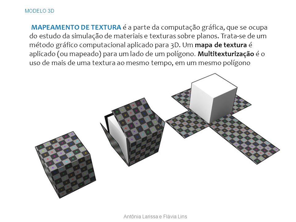 MAPEAMENTO DE TEXTURA é a parte da computação gráfica, que se ocupa do estudo da simulação de materiais e texturas sobre planos.