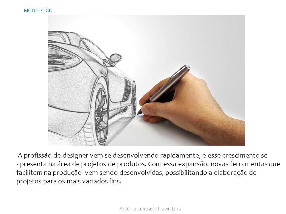A profissão de designer vem se desenvolvendo rapidamente, e esse crescimento se apresenta na área de projetos de produtos.
