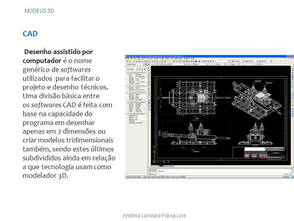 CAD Desenho assistido por computador é o nome genérico de softwares utilizados para facilitar o projeto e desenho técnicos.