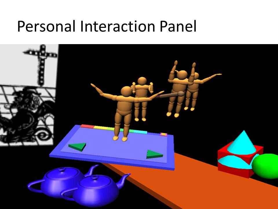 Image Plane Interaction