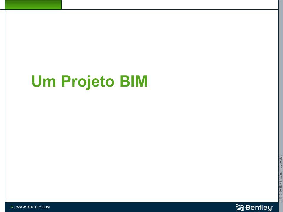 © 2010 Bentley Systems, Incorporated 31   WWW.BENTLEY.COM Medindo os valores na prática
